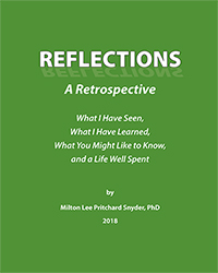 Reflections, A Retrospective